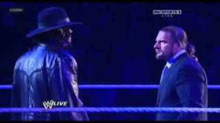Undertaker Returns 2012