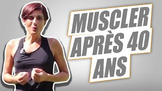 MUSCLER SON CORPS APRES 40 ANS - REUSSITE FITNESS