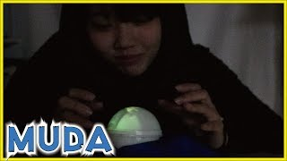 占い師のためにサボれる水晶を作った | 無駄づくり