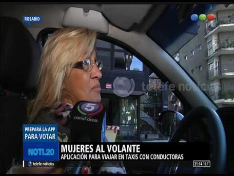 She Taxi - Mujeres al volante