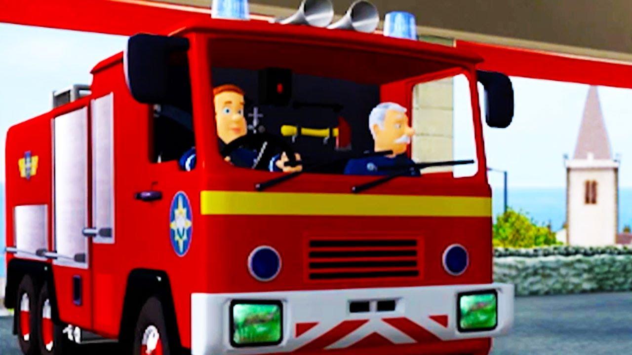 Blackout ora di avventure 🔥 sam il pompiere italiano nuovi
