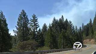 Two Wildfires Broke Out In The Butte County Foothills