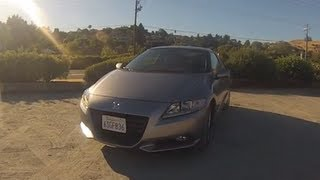 Honda CR-Z EX 2012 Videos