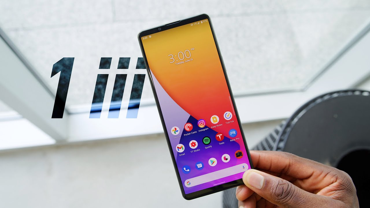 Sony Xperia 1 III review: Everything you want, and that's a problem
