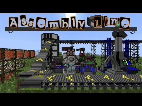 Minecraft Mod Tutorials - Universal Electricity - Assembly L