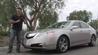Acura TL  2009 Videos