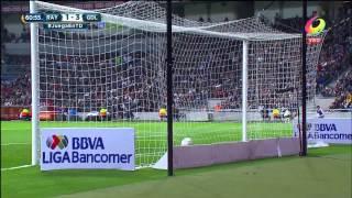 3° gol de Guadalajara | Monterrey vs Guadalajara | Televisa Deportes