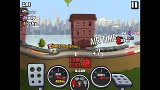 Hill Climb Racing 2 - Dune Buggy Unlimited Fuel Boost