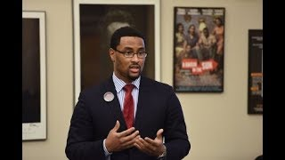Dr. Joseph Cooper - Economic Activism is the Real Black Power Salute