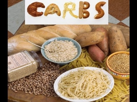 Good Food With High Carbs
