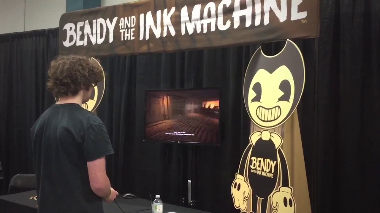 """Bendy: Chapter Two"" Preview at CGX!"
