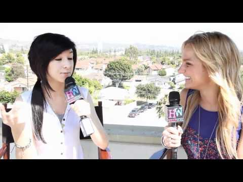 20 Questions with Christina Grimmie (Youtube Star)