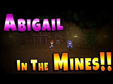 Why Abigail Is The BEST! - Stardew Valley