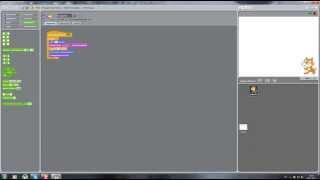 Уроки по Scratch # 2 звуки и официальный сайт