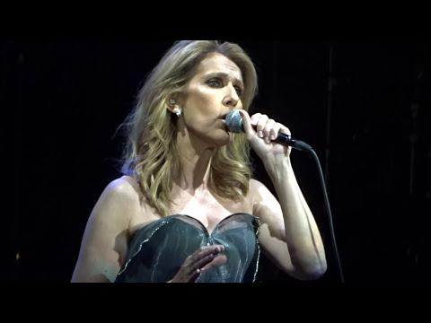 Céline Dion - MY HEART WILL GO ON - 18 juillet 2017 en concert à Marseille