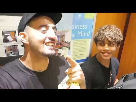 Harris J singing Slim's intro💕 | Amina Hussain