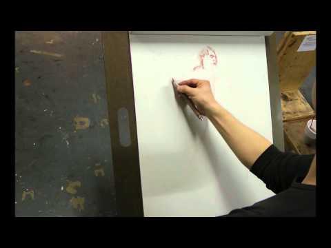 Charles Hu 3 mins quick sketches (edited) #2 at 3Kicks Art Studio