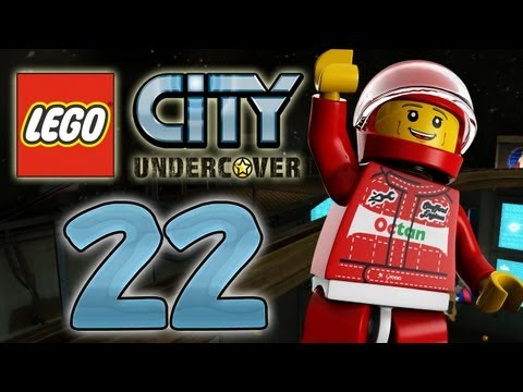 Let's Play Lego City Undercover Part 22: Chase als Astronaut!