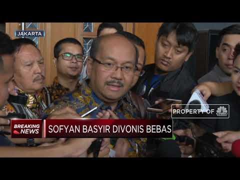 Sofyan Basir Divonis Bebas