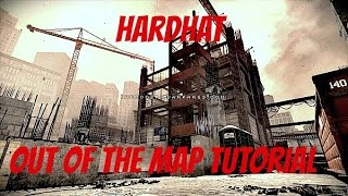 Searcch | Mw3 Trickshot Spots Out of The Map Tutorial | Hardhat