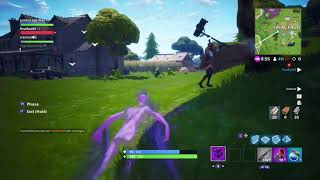 New shadow Stone bug. [PATCHED] | Fortnite Battle Royale