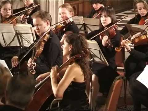 Edward Elgar  Introduction and Allegro for Strings pt 1  Carducci String Quartet