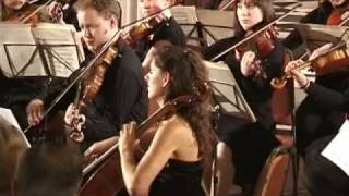 Edward Elgar - Introduction and Allegro for Strings pt 1 - Carducci String Quartet