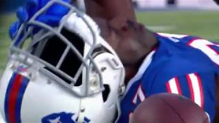 Rob Gronkowski DIRTY Hit On Tre