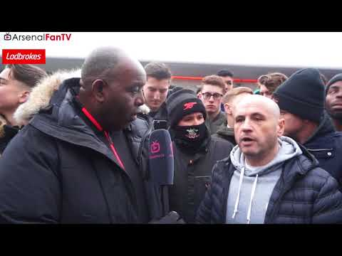 Brighton 2-1 Arsenal | I Wanted Wenger Out 5 Years Ago!