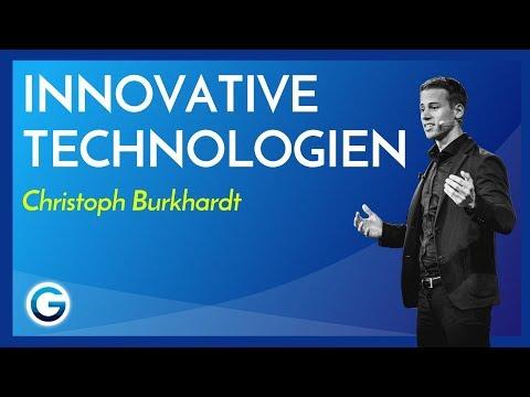 So verändert Künstliche Intelligenz unser Leben // Christoph Burkhardt