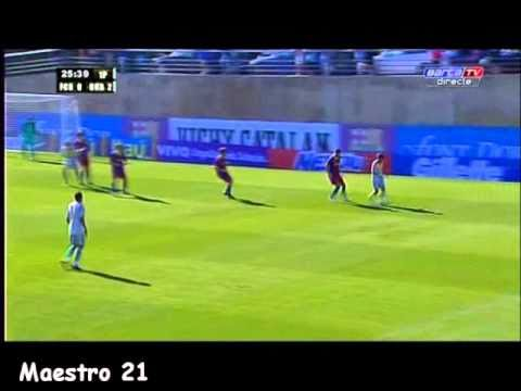 Pato & Robinho & T.Silva .vs. Barcelona b - 07/09/2010