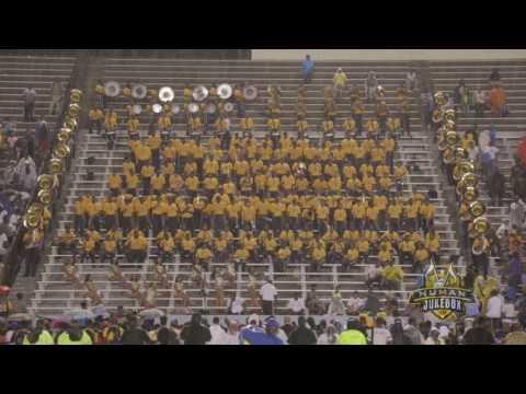 Southern University vs. Alabama St. 5th Quarter 2016