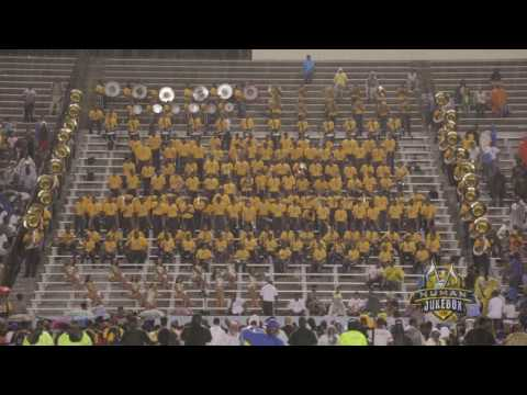 Southern University vs. Alabama St. 5th Quarter 2016