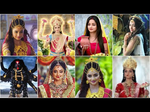 All Goddesses & Divine Characters Perfectly Nailed By Madirakshi Mundle