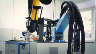 Saip Dosing Systems for Elastomers