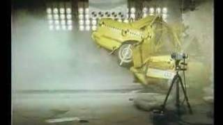 Holden Commodore Worst Car Crash Test