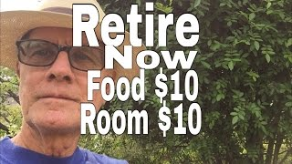 Retire Southeast Asia  Budget travel  $25 A Day  Retiring & Beautiful girl  Retire Early