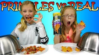 Baixar PRINGLES vs REAL!!! - Magic Box Toys Collector