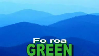 Fo roa - Green - KARAOKE
