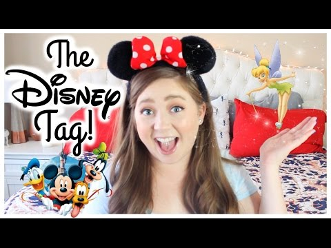 The Disney Tag! What Would I Change About FROZEN!?♡