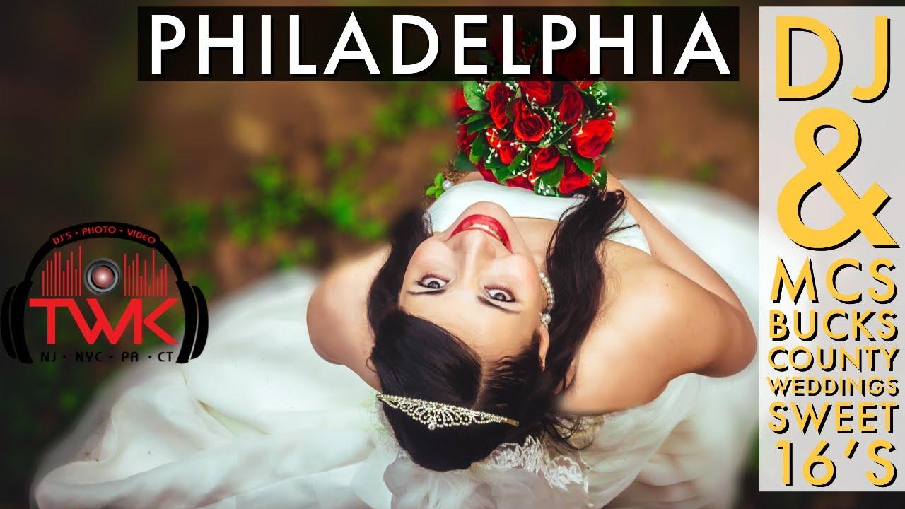 🔔 Wedding DJ in South Philly | Penn's Landing DJs | Moshulu Weddings By TWK Events