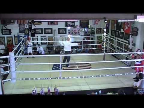 (7) Zachery Wilson (Vaya con Dios Tulare) vs Samuel Cisneros (Modesto) 11-12 year old 75 lbs