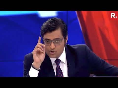 Manmohan Singh Has Secret Meetings With Pakistan | The Debate With Arnab Goswami