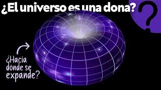 ¿Qué forma tiene el Universo y hacia dónde se expande? - CuriosaMente 157