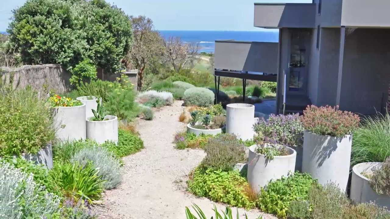 Flinders coastal garden by jim fogarty youtube for Garden design australia