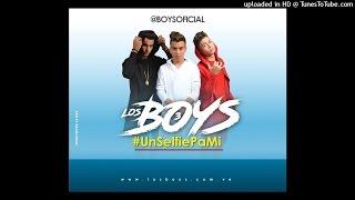 Los Boys - Un Selfie Pa Mi (Audio)