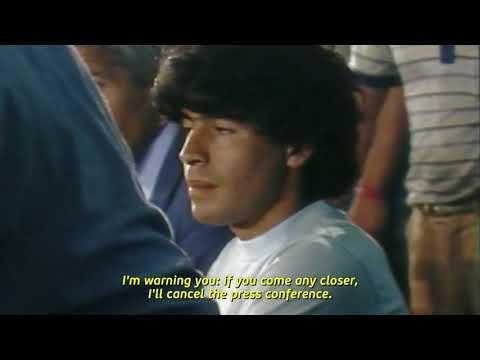 DIEGO MARADONA: il film prossimamente al cinema