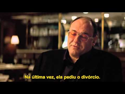 Killing Them Softly  Jackie Cogan and Mickey at the restaurant subtitles in brazilian portuguese