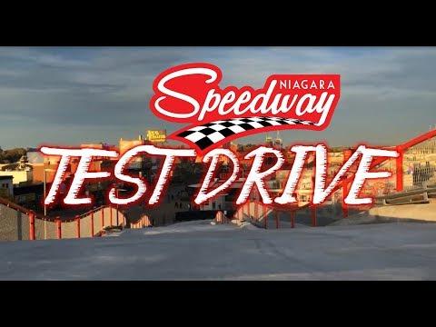 Niagara Speedway Go-Karting Test Drive