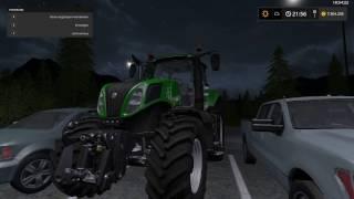Heute stelle ich euch den NewHolland T8 Green Edition V 1.0 Mod für Landwirtschafts Simulator 17 vor.